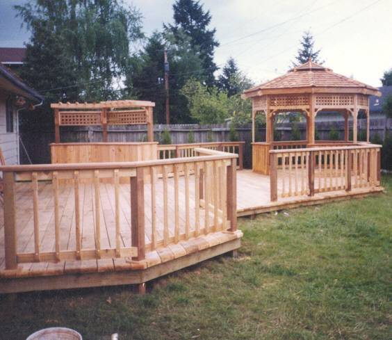 Deck designs for mobile homes joy studio design gallery best design - Mobile home deck designs ...